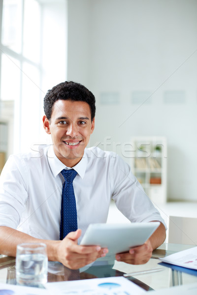 Man working Stock photo © pressmaster