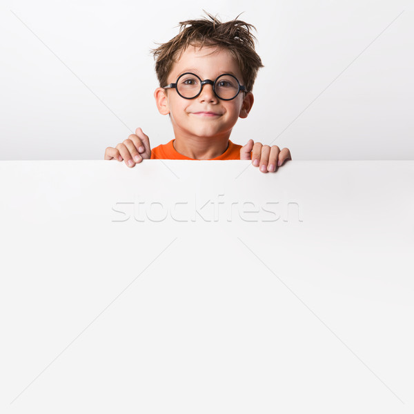 Cute infant Stock photo © pressmaster