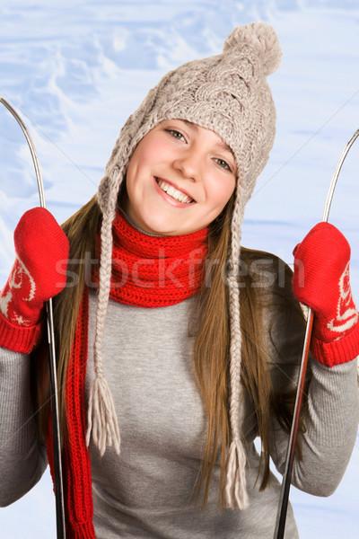 Healthy woman Stock photo © pressmaster