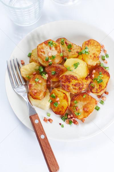 Roasted dish Stock photo © pressmaster