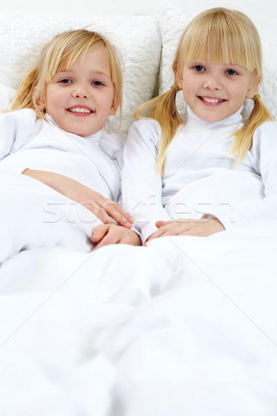 Sisters Stock photo © pressmaster