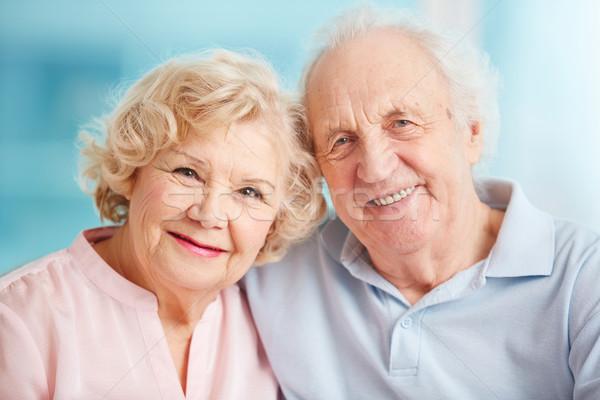 счастливым пенсия портрет откровенный Сток-фото © pressmaster