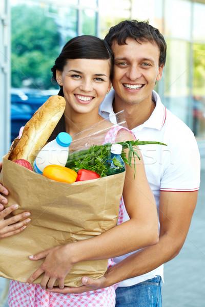 Shopping couple  Stock photo © pressmaster