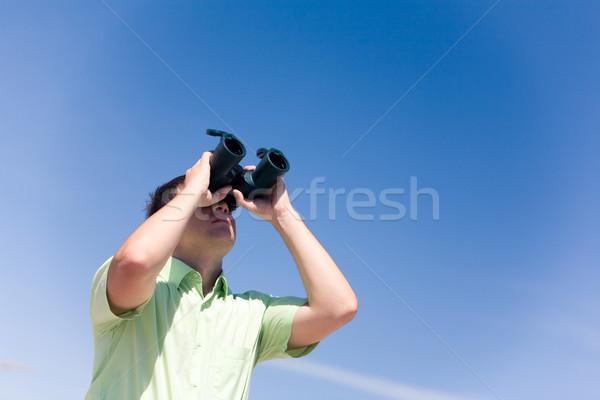 Predicting Stock photo © pressmaster