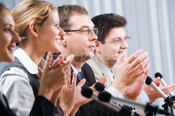 Applause Stock photo © pressmaster