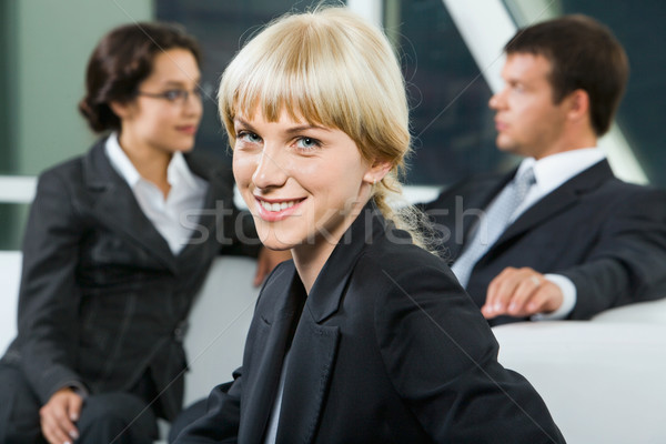 Fascinating woman Stock photo © pressmaster