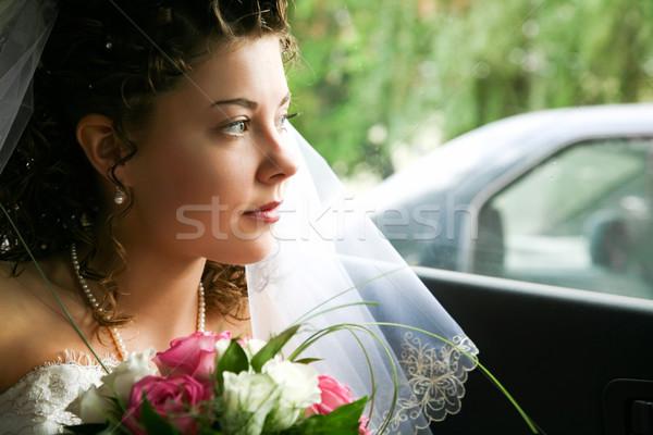 Serious look Stock photo © pressmaster
