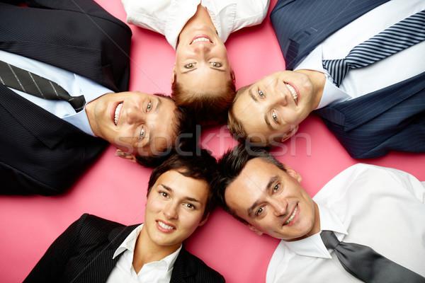 Confident team  Stock photo © pressmaster