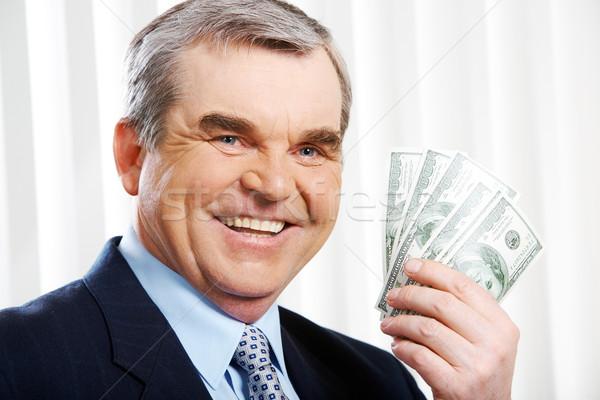 Wealthy man Stock photo © pressmaster