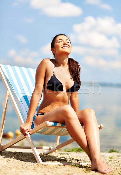 Summer bliss Stock photo © pressmaster