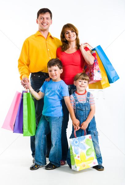 After shopping Stock photo © pressmaster