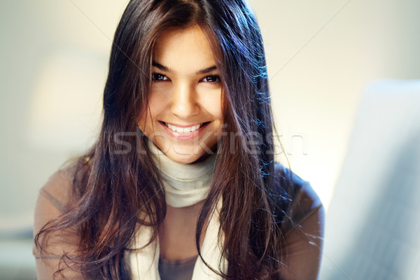 Brunette Stock photo © pressmaster