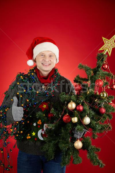 Ottimo vacanze ritratto felice uomo Foto d'archivio © pressmaster