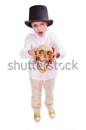 Symbol of death Stock photo © pressmaster