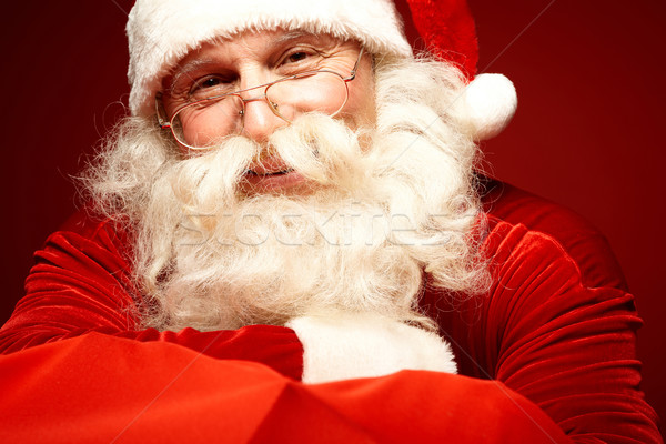Santa Claus Stock photo © pressmaster