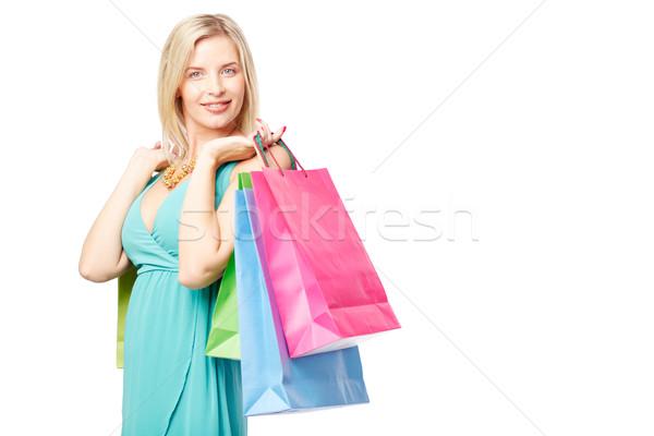 Shopping fever Stock photo © pressmaster