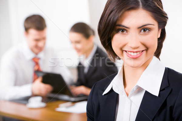 Stock photo: Attractive woman