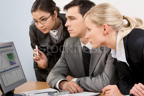 Analysing Stock photo © pressmaster