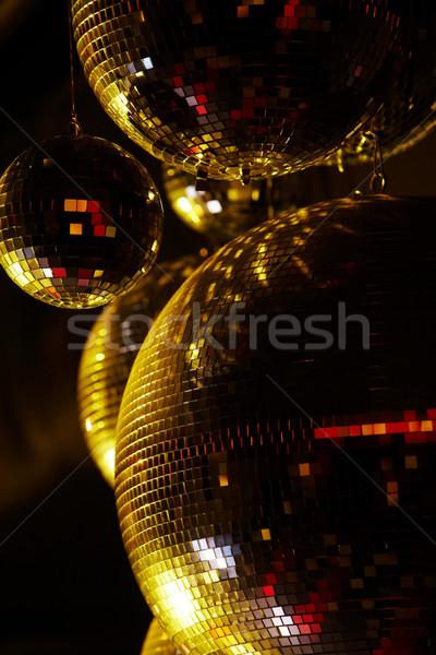 Disco balls Stock photo © pressmaster