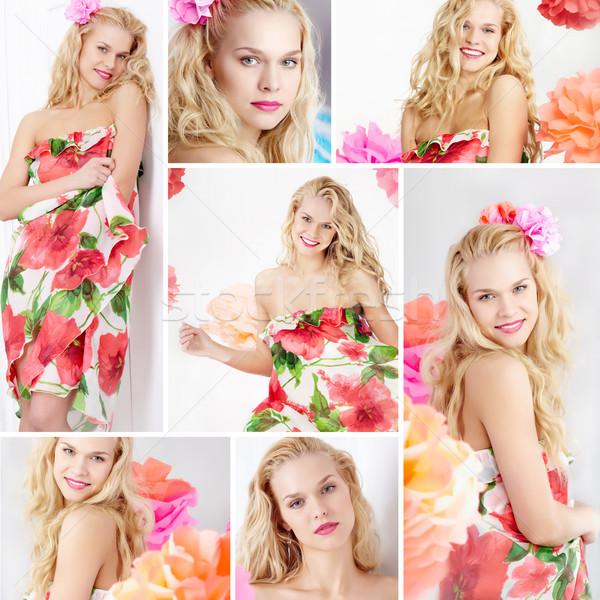 Spring fashion Stock photo © pressmaster
