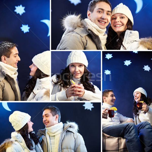 Winter time Stock photo © pressmaster