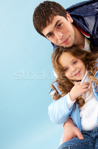 Parental care Stock photo © pressmaster