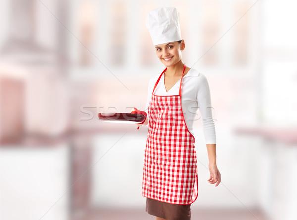 Bon appetit Stock photo © pressmaster