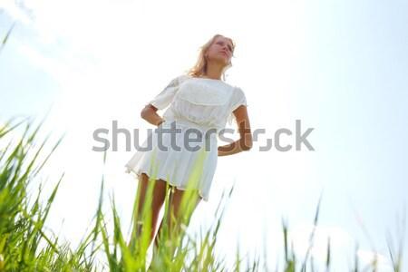 Goddess Stock photo © pressmaster