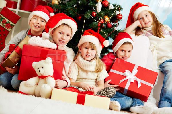 Stock photo: Christmas mood