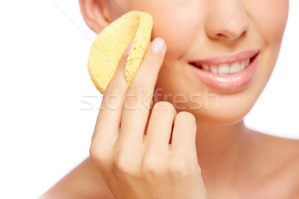 Purifying skin Stock photo © pressmaster