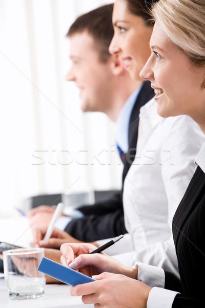 Team of professionals Stock photo © pressmaster