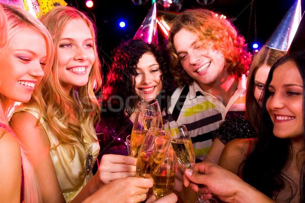Cheering up Stock photo © pressmaster