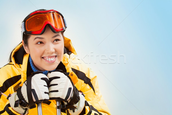 Smiling girl  Stock photo © pressmaster
