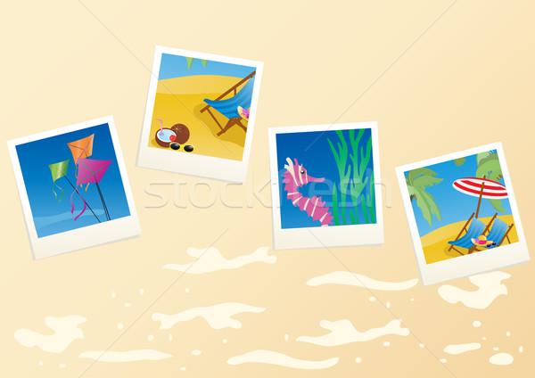 vacation-cards       Stock photo © pressmaster