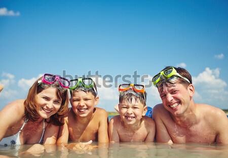 Divers Stock photo © pressmaster