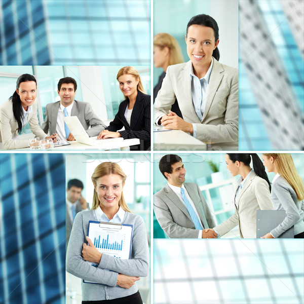 Stock photo: Business life