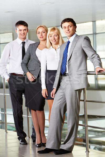 Group of partners Stock photo © pressmaster