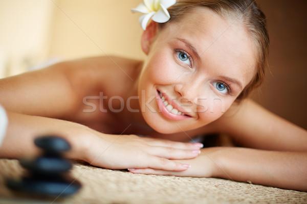 Beauty care Stock photo © pressmaster