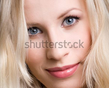 Face of woman Stock photo © pressmaster