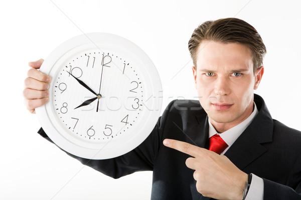 Hurry up! Stock photo © pressmaster
