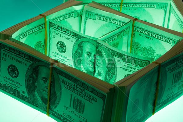 Money cells Stock photo © pressmaster