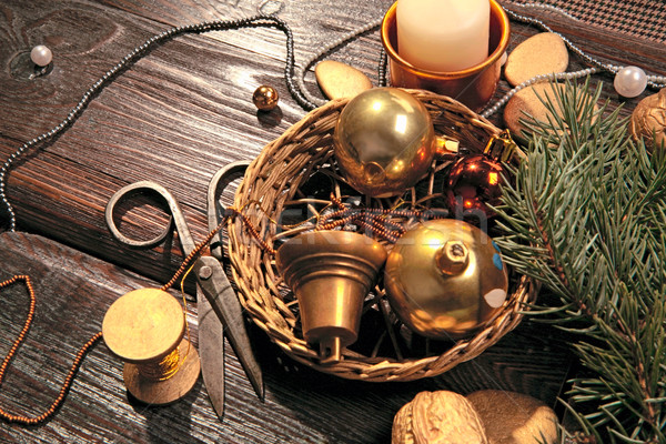 Holiday style Stock photo © pressmaster