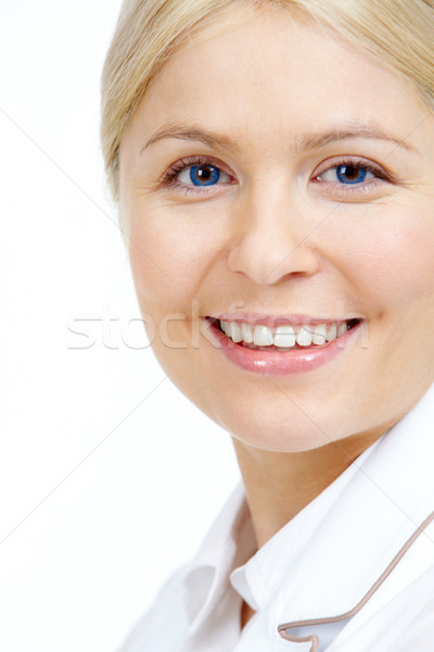 Happy female Stock photo © pressmaster