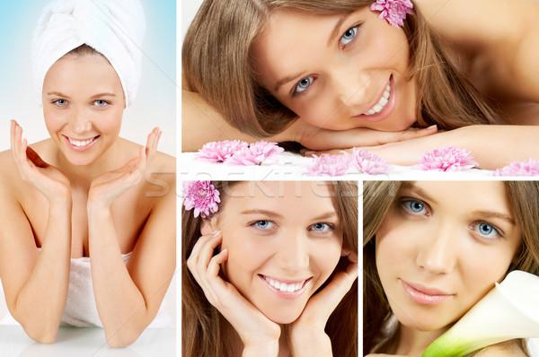 Floral beauty Stock photo © pressmaster