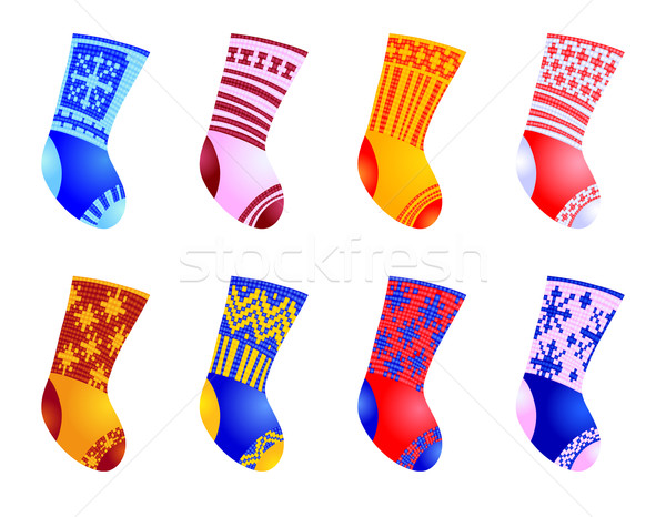 socks for Christmas  Stock photo © pressmaster