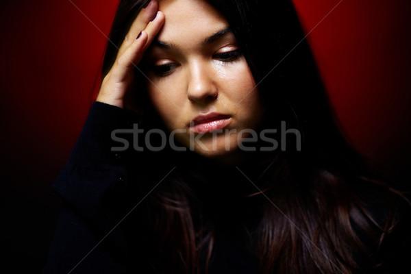 Teenage problems  Stock photo © pressmaster