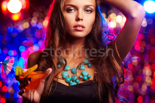 Glamorous girl  Stock photo © pressmaster