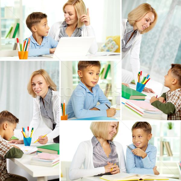 Home education Stock photo © pressmaster