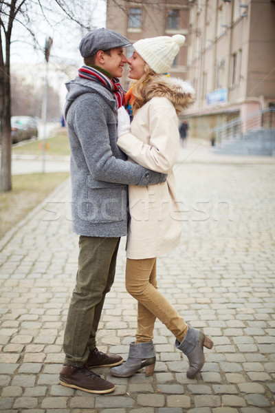 Couple in embrace Stock photo © pressmaster