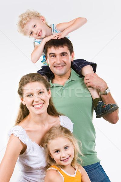 Four people  Stock photo © pressmaster